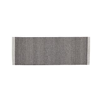 Desi Pewter Grey 2.5'x7' Rug Runner