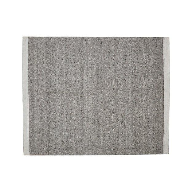 Desi Smoke Grey 8'x10' Rug
