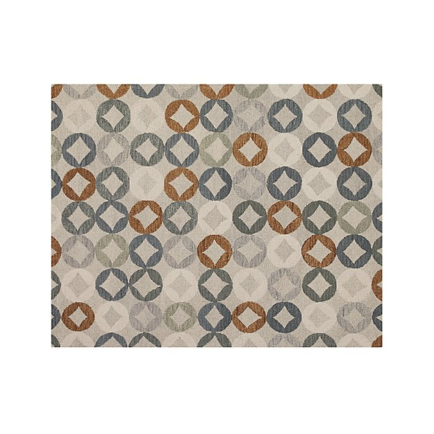 Destry Wool 8 39 X10 39 Rug Crate And Barrel
