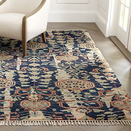 Devereux Oriental Rug Crate And