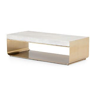 Dexter Concrete Top Coffee Table