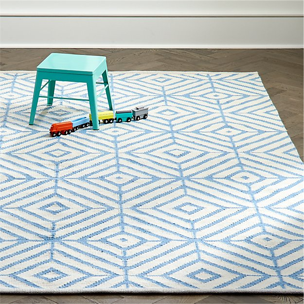 Diamond Indoor Outdoor Rug Crate And Barrel