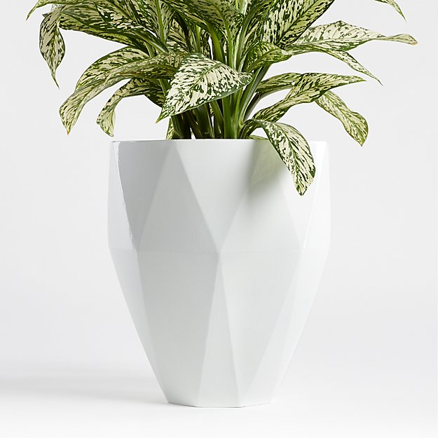 Diamond Large Planter - Image 1 of 2