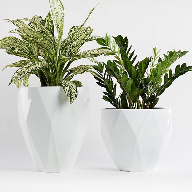 Diamond Planters - Image 1 of 2