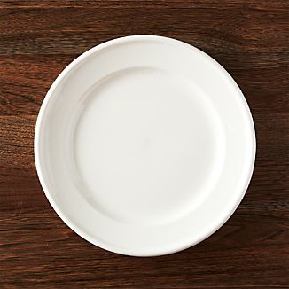 Dinette Dinner Plate & Restaurant Dinnerware | Crate and Barrel
