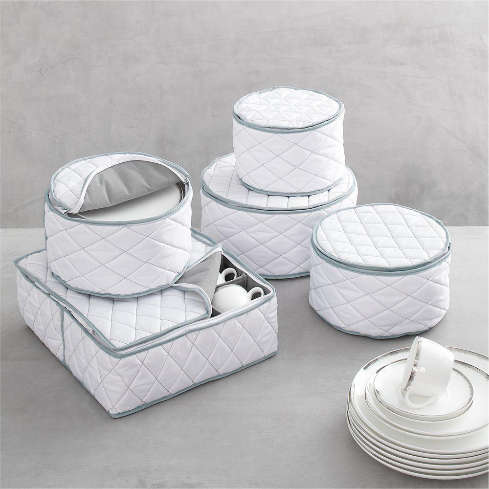 Dinnerware Storage Set - Crate and Barrel