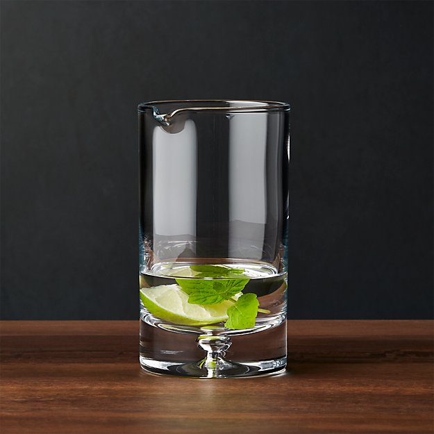 Direction Mixing Glass - Image 1 of 7
