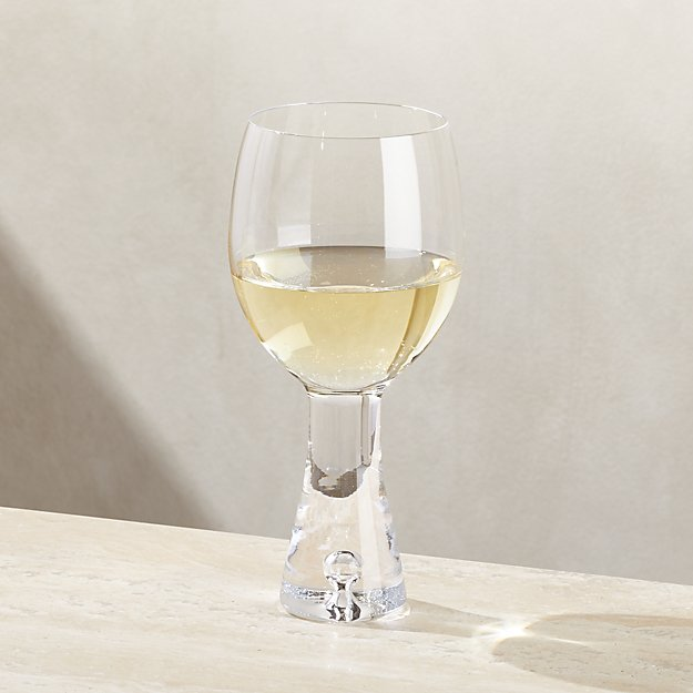 Direction Wine Glass - Image 1 of 5
