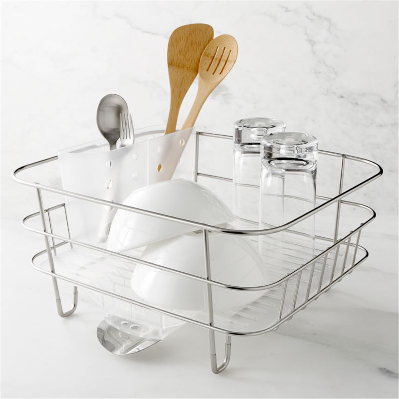sc 1 st  Crate and Barrel & Dish Drainers | Crate and Barrel