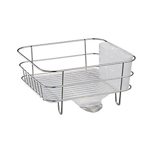 Compact Dish Rack Reviews Crate And Barrel