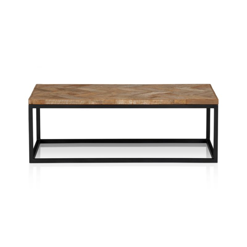 Dixon Coffee Table Crate and Barrel