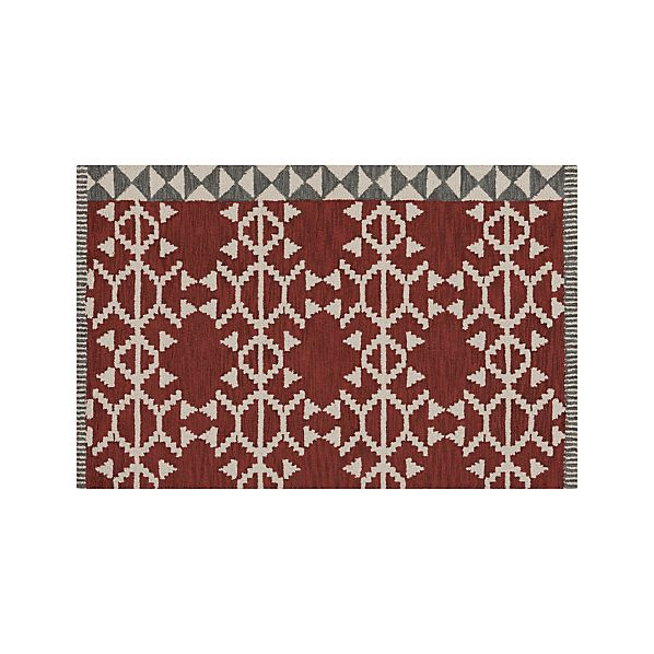 Doba Wool 5'x8' Rug