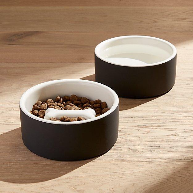 Magisso Medium Dog Food and Water Bowls - Image 1 of 2