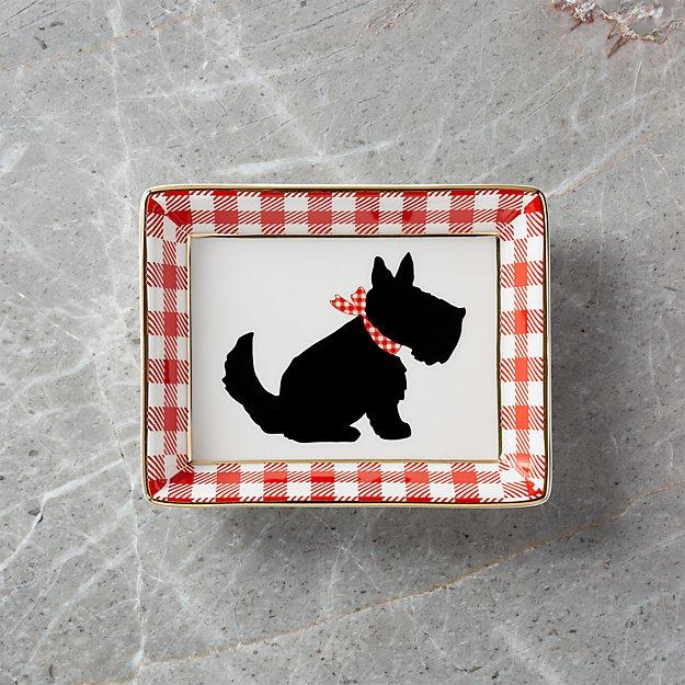 Small Dog Tray