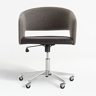 Don Upholstered Office Chair