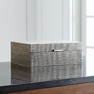 Jewelry Boxes Crate And Barrel