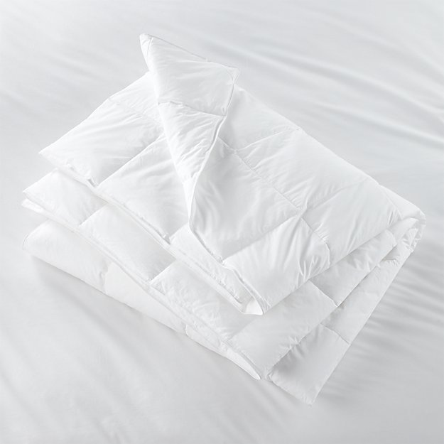 Hypoallergenic Down Alternative King Duvet Insert