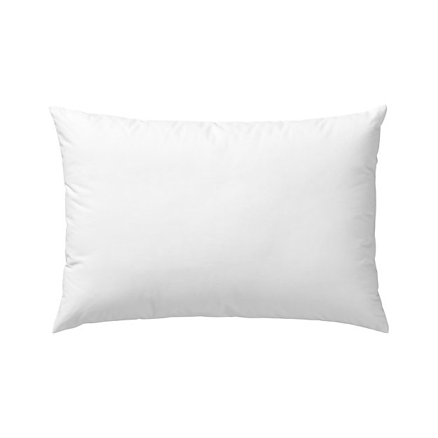 Down Alternative 18 Quot X12 Quot Pillow Insert In Pillow Inserts