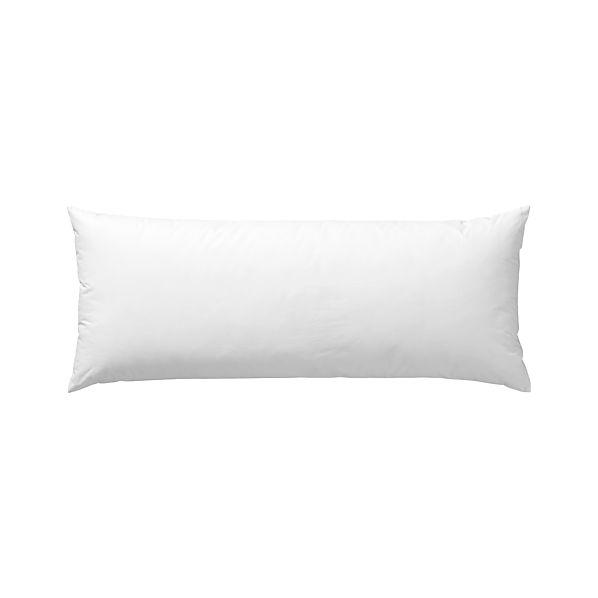 """Down-Alternative 30""""x12"""" Pillow Insert"""