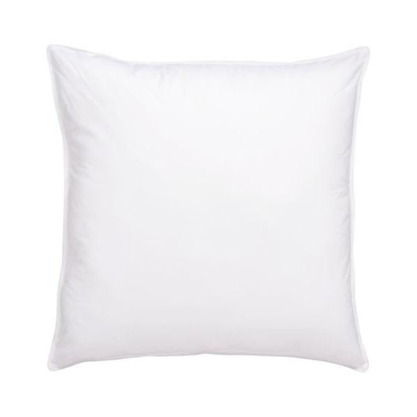 Feather-Down Euro Pillow