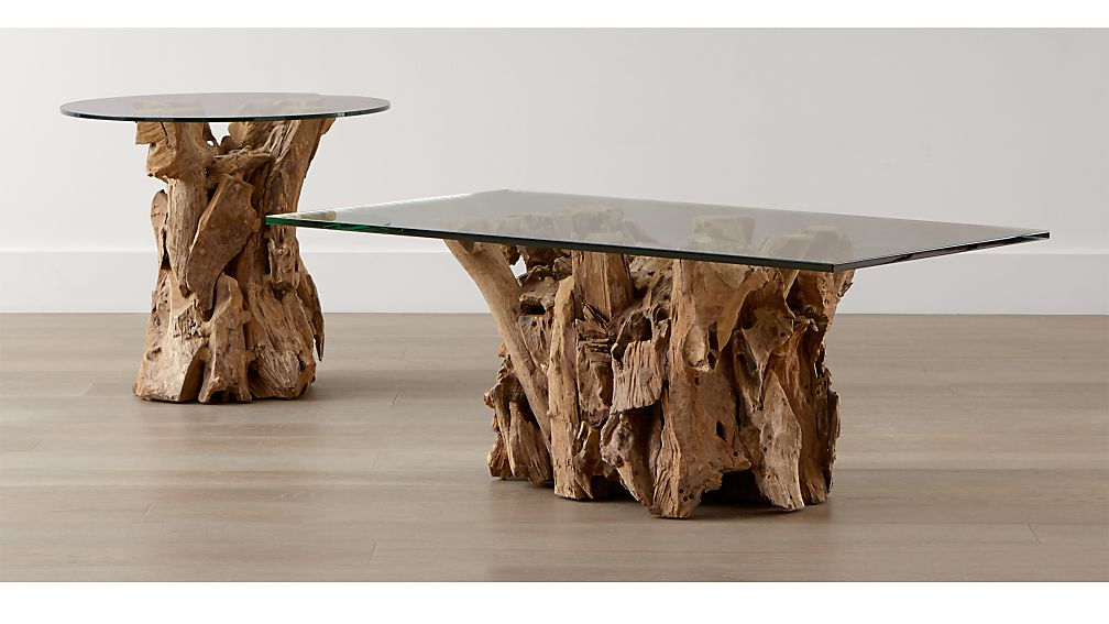 Driftwood Occasional Tables Crate and Barrel : driftwood tables from www.crateandbarrel.com size 1008 x 567 jpeg 62kB