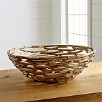Driftwood Centerpiece Bowl