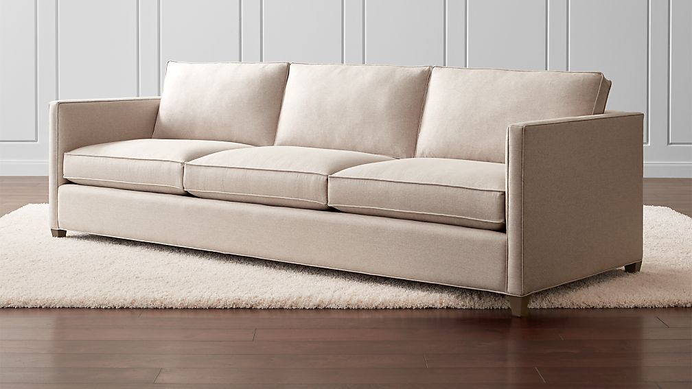 dryden 3 seat 103 grande sofa crate and barrel