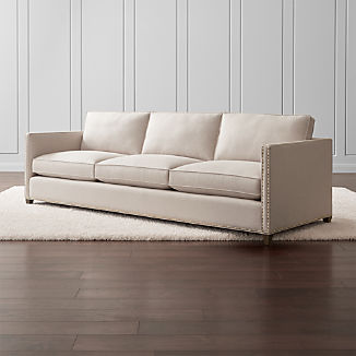 Dryden 3 Seat 103 Grande Sofa With Nailheads