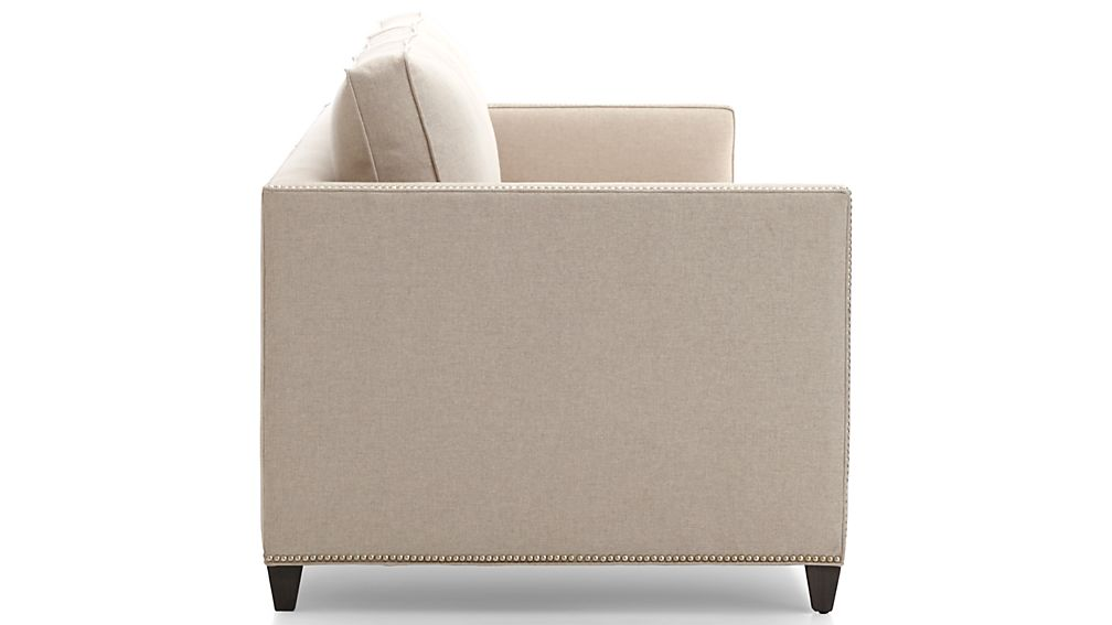 """Dryden 3-Seat 103"""" Grande Sofa with Nailheads"""