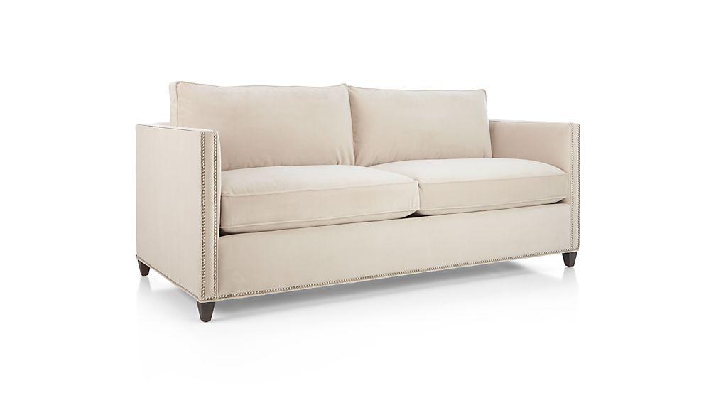 dryden full sleeper sofa with nailheads - Nailhead Sofa