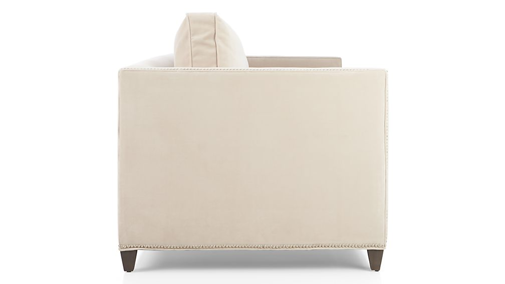 Dryden Apartment Sofa with Nailheads