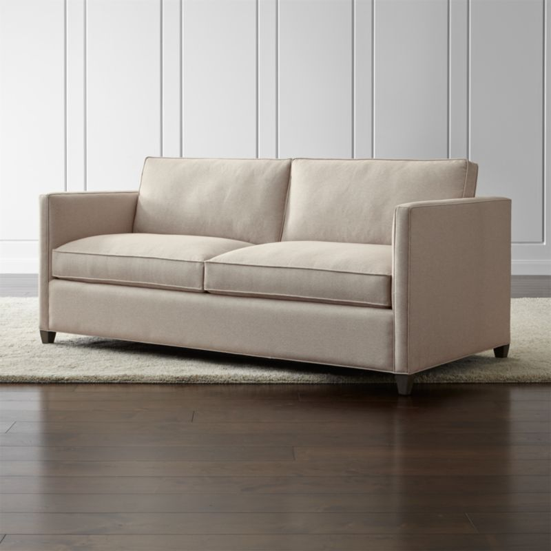 Crate And Barrel Davis Sofa Sleeper Conceptstructuresllc Com