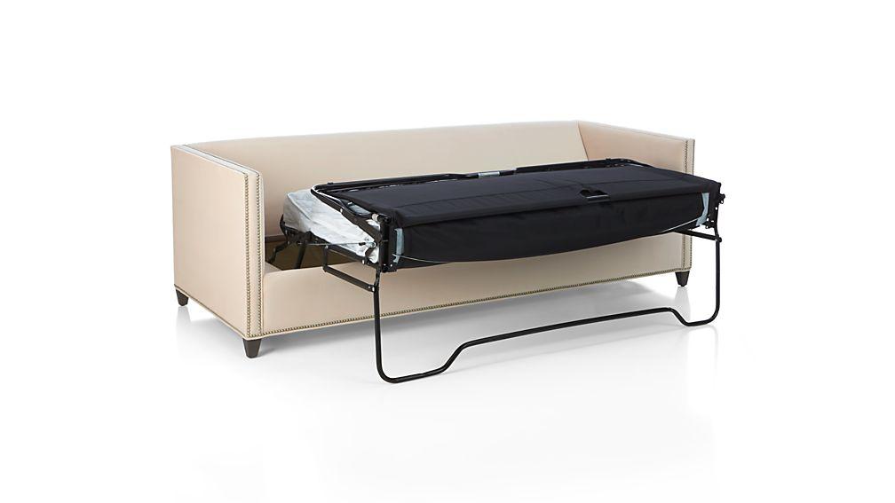 Dryden Queen Sleeper Sofa with Nailheads