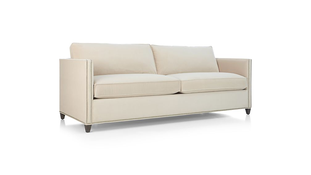Dryden Queen Sleeper Sofa with Nailheads