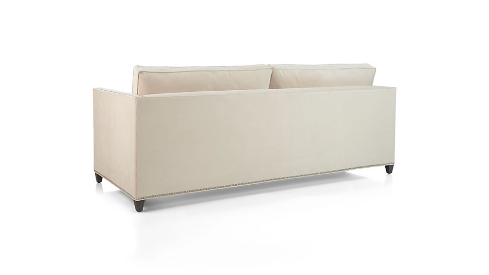 Dryden Queen Sleeper Sofa with Nailheads and Air Mattress