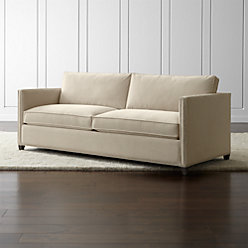 Dryden Queen Sleeper Sofa With Nailheads Reviews Crate