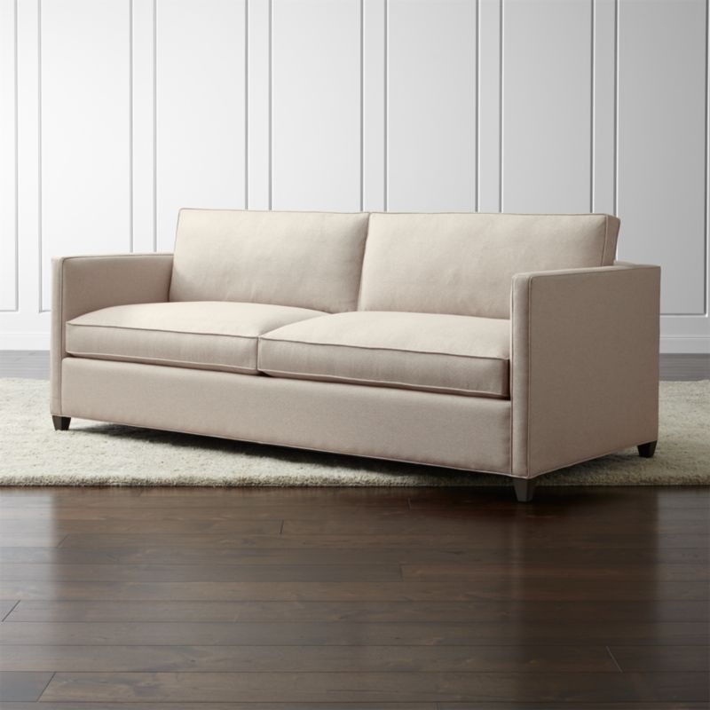 Dryden Queen Sleeper Sofa Reviews Crate and Barrel