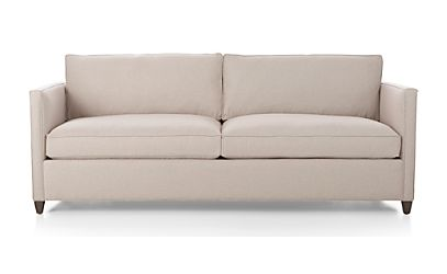 Dryden Queen Sleeper Sofa Diamond Flax