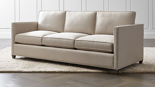 Dryden 3 Seat Queen Sleeper Sofa