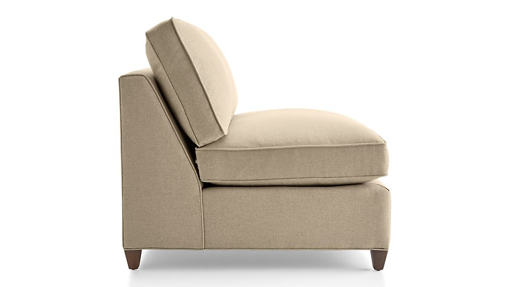 Dryden Armless Chair