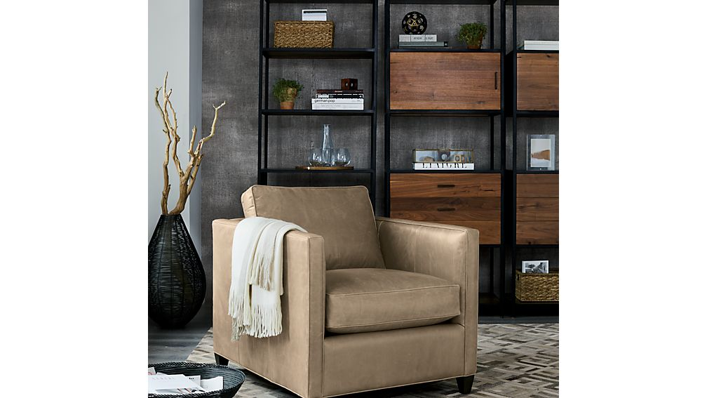 Knox Tall Storage Bookcase