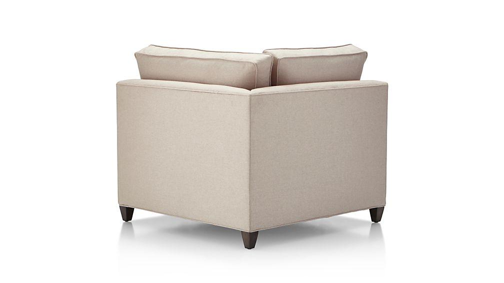 Dryden Corner Chair