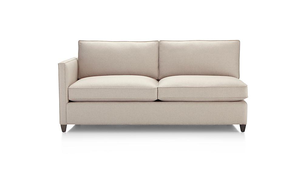 Dryden Left Arm Apartment Sofa
