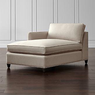 Dryden Left Arm Chaise Lounge