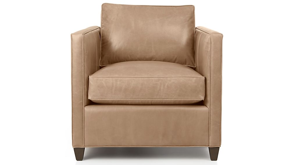 Dryden Leather Chair