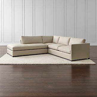 Dryden 3-Piece Left Bumper Sectional