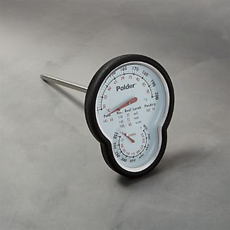 Polder ® Dual Sensor Oven Thermometer