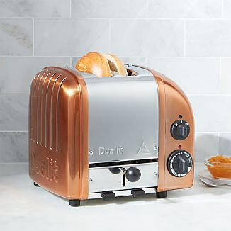 Dualit ® NewGen 2-Slice Copper Toaster