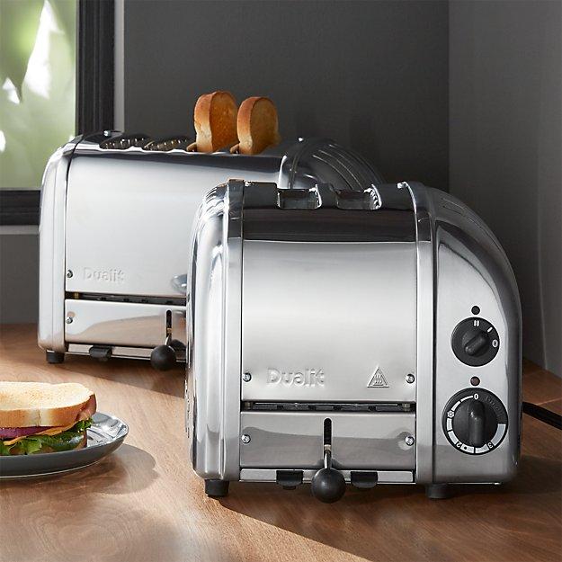 Dualit © Chrome Toasters