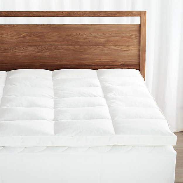 Feather Bed Crate And Barrel